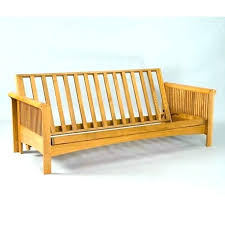 wood futon frame futon frame wooden futon frame assembly with drawers wood hardware futon frame instructions