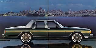 Chevrolet Caprice Classic ( 1983)   SMCars.Net - Car Blueprints Forum
