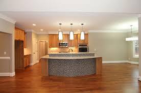 Raised Kitchen Floor Craftsman House Plan Durham New Homes Stanton Homes