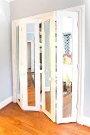 Inspirations Wood Accordion Doors Retractable Interior Lively Door ...