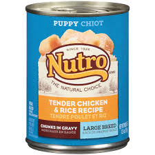 Murdochs Nutro Natural Choice Large Breed Puppy Canned Food