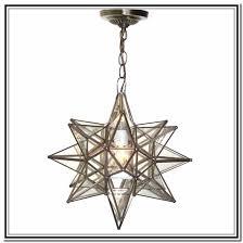 star pendant lighting. Glass Star Pendant Light Lighting