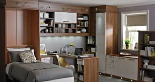 decorating small home office. Bedroom:Home Office Cool Ideas Design Intended For Drop Gorgeous Bedroom Guest Combo Decorating Room Small Home O