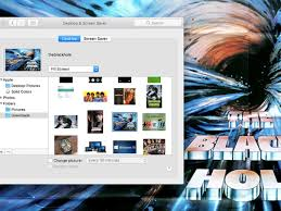 Desktop Wallpaper or Screensaver on ...