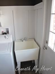mud room sink. Fine Mud So I Dressed It Up A Little Bit To Add Some Charm Our Laundrymud Roomu2026 To Mud Room Sink O