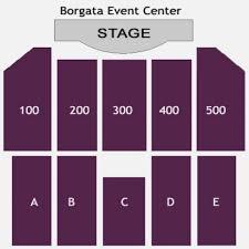 Borgata Venue Seating Chart Paradigmatic Borgata Events Center Seating Chart Borgata
