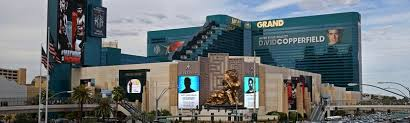 Mgm Grand Vegas Seating Chart Mgm Grand Garden Arena Tickets And Seating Chart