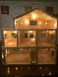 building doll furniture. how to build dollhouse using popsicle sticks amazing idea of wooden building doll furniture