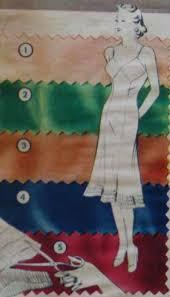 Vanity Fair Slip Size Chart 1930s Lingerie Styles Bra Underwear Girdle Stockings