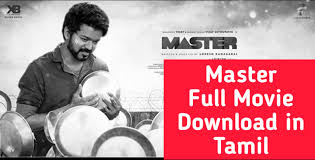 Master Movie Download In Tamil Leaked ...