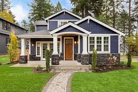 How To Pick An Exterior Paint Scheme Fascinating Exterior Paint Combinations For Homes
