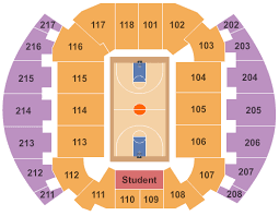 Buy Wichita State Shockers Basketball Tickets Seating