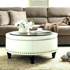 storage ottoman with tray table coffee charming round trays wondrous furniture drawers face in or out