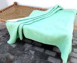 full size of green throw blanket australia kanthquilted throw blanket throw handmade quilt bohemian indian quilt