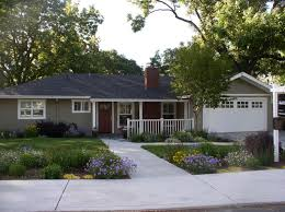 Design Exterior Case Moderne : Exterior paint colors for ranch homes stylish february page