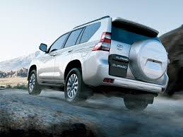 Toyota Land Cruiser Prado 2015 4.0L VXR in UAE: New Car Prices ...