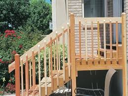 fabulous outdoor stair railing designs wood outdoor step handrail
