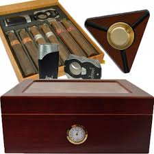 groomsmen cigar gift pack