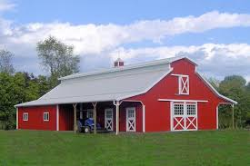 barn red color