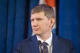 Плагиат в диссертации врио губернатора Прикамья Максима  Максим Решетников