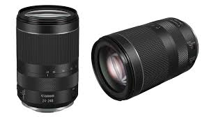 Canon Eos Lens Chart Canon Rf 24 240mm F 4 6 3 Is Usm All In One Zoom Lens Is Now