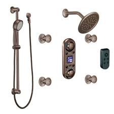 mo295orb 3384 a340bl io digital two wall diverter system custom shower system oil rubbed bronze at fergusonshowrooms com