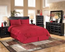 Modern Queen Bedroom Set Bedroom Sets Houston Ashley Shay Black Modern Queen Bedroom Set