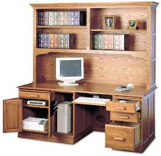 solid wood computer desk with hutch solid wood computer desk hutch solid wood computer armoire hutch