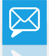 Email Light Email Png Email Icon Light Blue Hd Png Download 640x640