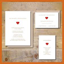 wedding invitations with hearts unbelievable simple wedding invitations rustic heart picture of