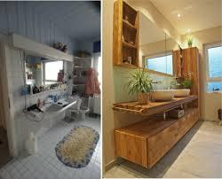 Badezimmer In Wiesbaden Mit Altholz Einrichtungsideen