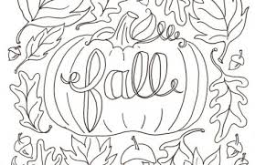 Small Picture Emejing Autumn Coloring Pages For Adults Pictures New Printable