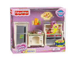 Kitchen Dollhouse Furniture Fisher Price Loving Family Dollhouse Kitchen Furniture 1jpg