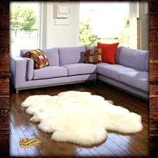 faux sheepskin rug 8x10 previous lovely sheepskin area rug interesting sheepskin area rug faux fur lovely