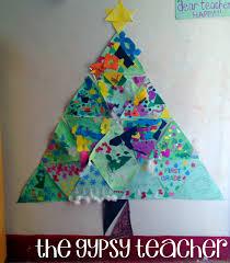2013 Christmas Door Decorating ContestClassroom Christmas Tree