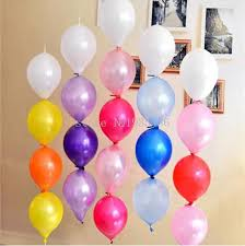 needle tail gas ball wedding birthday party supplies marriage room