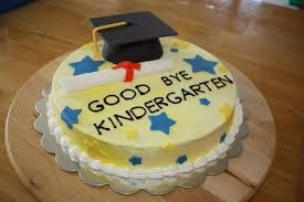 Kindergarten Graduation Cakes New Cake Ideas Kids Stuff School