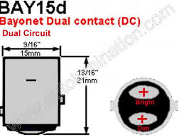 1157 1156 superbrightbulbs com leds automotive replacement light 1157 dual circuit