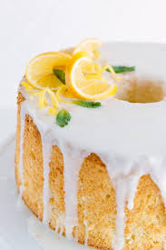 Recipe Meyer Lemon Olive Oil Chiffon Cake