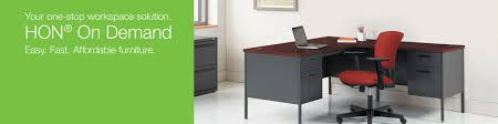 your one stop workspace solution hon on demand