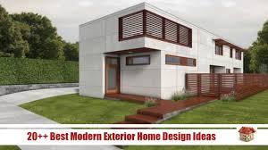 Best Minimalist Modern Exterior Home Design Ideas Home - Modern exterior home