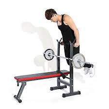 Xn8 Adjustable Weight Lifting Bench Dumbbell Barbell Flat Incline Decline Barbell Bench