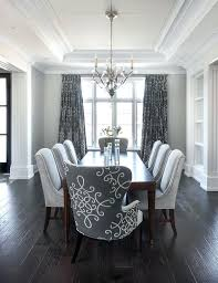 Formal Curtains Dining Rooms Fresh Gray Dining Room Features A Tray Curtains  For Dining Room Modern