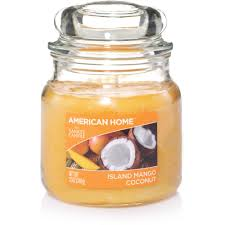 Yankee Candle Country Kitchen American Home By Yankee Candle Island Mango Coconut 12 Oz Medium