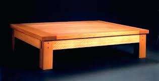 white oak coffee table portfolio coffee table in white oak white oak coffee table round