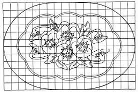 Latch Hook Designs Free Free Vintage Hooked Rug Pattern Archives Vintage Crafts