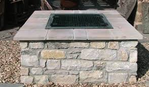 outdoor stone fire pit. Outdoor Fire Pit Kit. ;  Stone U