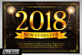 Free New Years Eve Flyer Template New Years Eve Flyer Template Flyer Templates Creative Market 1