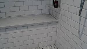 charming images of bathroom shower design and decoration with various marble shower bench comely white