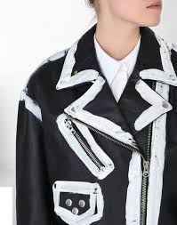 painted sports jacket